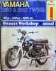 Yamaha 250 & 350 twins by orb1806