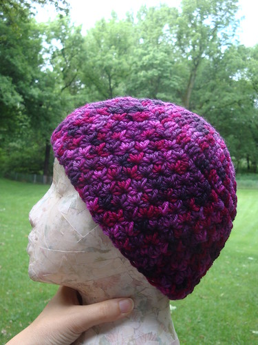 Grape Bloom Cloche