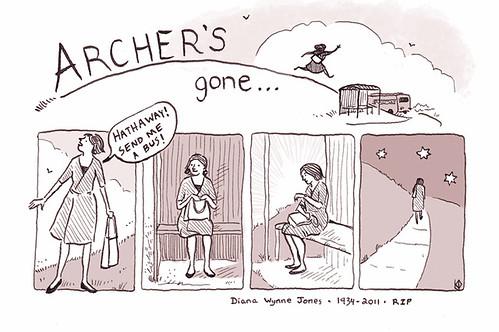 Archer's Gone