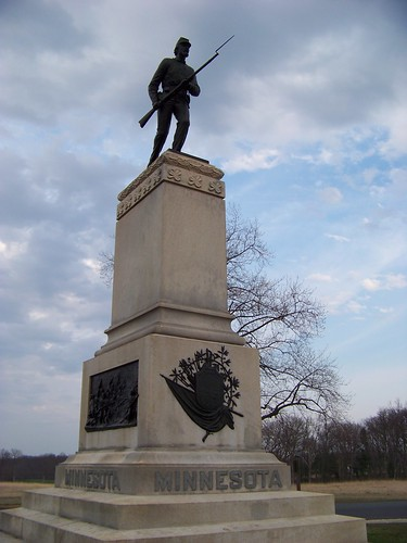 1st Minnesota Infantry (3)