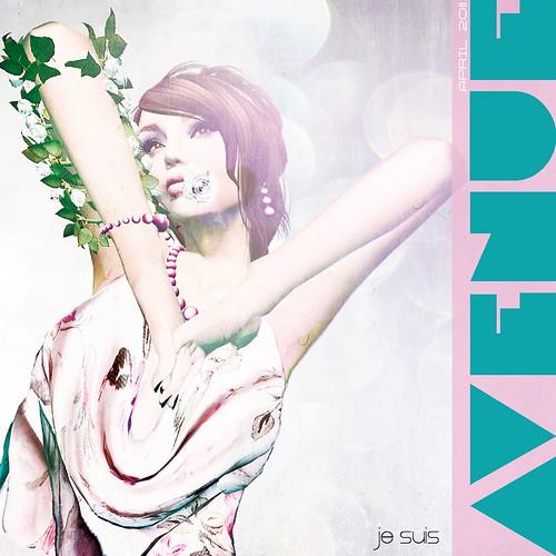 AVENUE Magazine April 2011