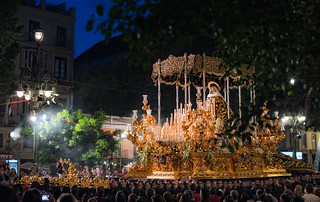Nuestra Seora de la Soledad, Semana Santa 201...