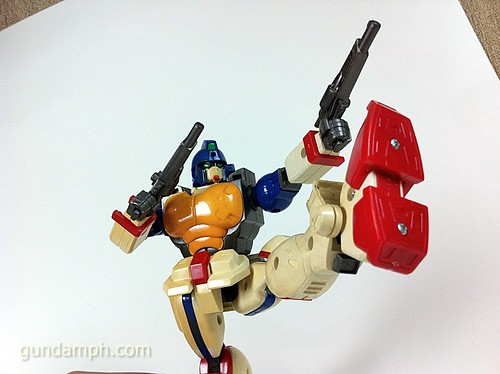 Old G-Series Gundams 1994 (6)