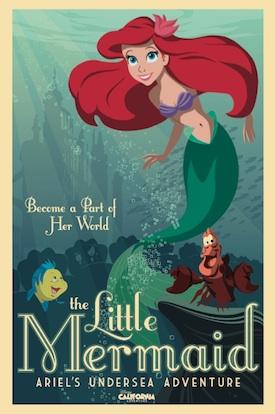 The Little Mermaid – Ariel's UnderSea Adventure