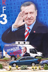 National Election Campaign Banner for PM Recep...