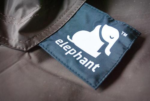 24/365 Elephant Beanbag by nualacharlie