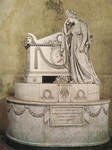 Santa Croce tomba di Alfieri