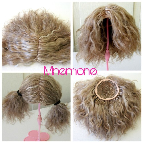 New mohair reroot by Mnemone