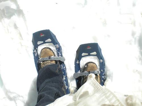 Mis snowshoes
