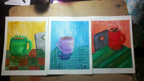 Commission Coffee Mugs