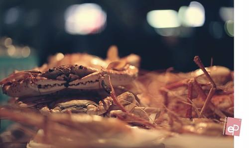 Crab by AhmadZamzahuriAbas
