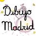 """Dibujo Madrid Sesión 57 """"El Principito"""""""