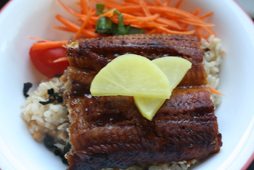 Unagi & Brown Rice