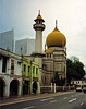 Sultan Mosque - 3, Muscat Street, Singapore by Anomalous_A