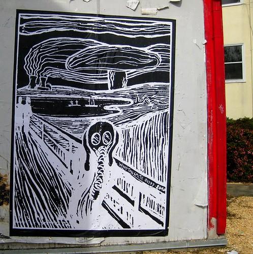 nuclear scream by dyannaanfang