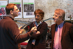 Sylvain Engelhard, Marie Laureau et Christian ...