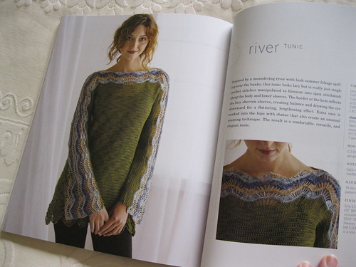 River tunic from Crochet So Fine