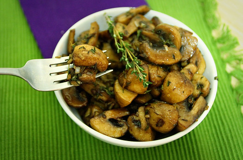 thymey-mushrooms