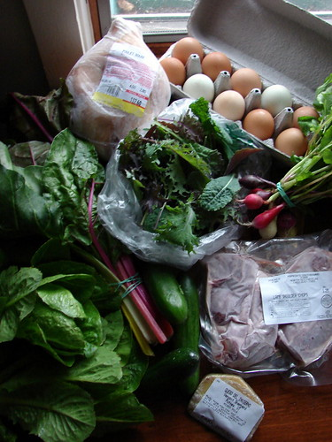 Market Haul, April 23, 2011