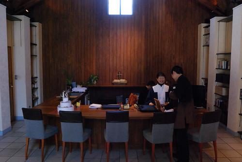 虹夕諾雅-牧師之家