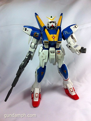 1/60 victory two V2 gundam review