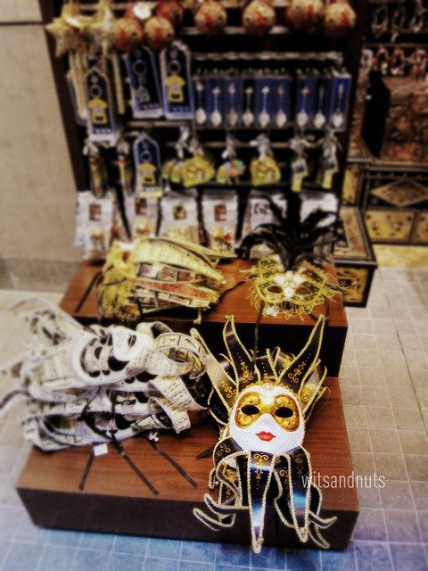 Souvenir shop, The Soul Market, Abu Dhabi