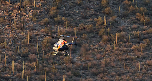 Arizona Department of Public Safety Helicopter Rescue by SearchNetMedia