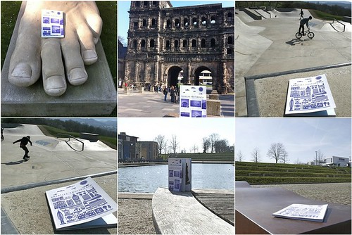 Creative Portsmouth - The Book in Trier, Germany