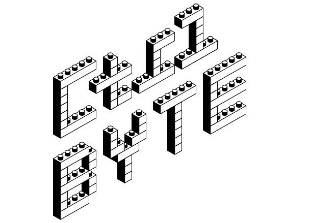 CTRL Byte Lego Logo