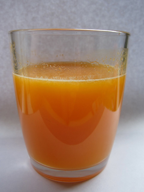 Mandarin Orange Juice