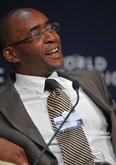 Strive Masiyiwa - Partnerships for Development...