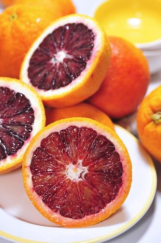 Blood Orange Confiture
