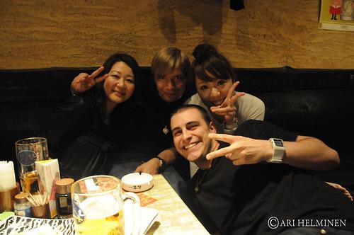 Two Tomoko Kamatas meet for the first time! 鎌田智子の会 Party @ Shinjuku
