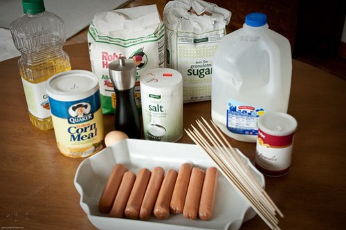 How to make Corn Dogs!