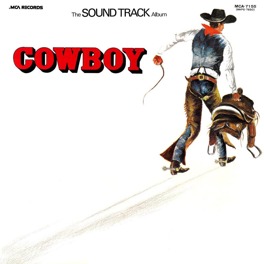 George Duning - Cowboy