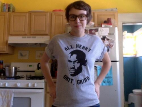 Heart, Grit, Grind T-shirt