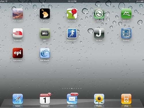 IPad 2 Screen 4
