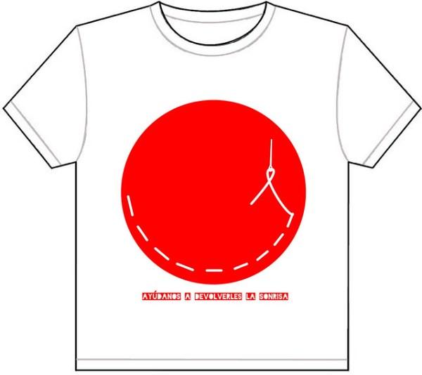 Camisetas por Japón