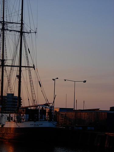 Tall-ship-Leith