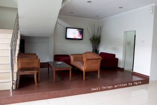 Waiting Area Hotel S-CHOTT