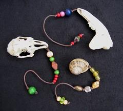 Three talismans by Aiselle A T Gabegie