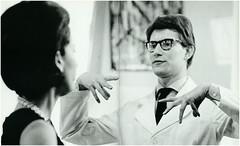 Debut: Yves Saint Laurent 1962