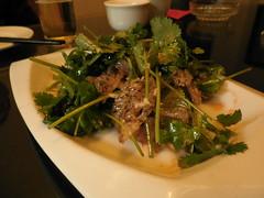 fish skin, 鱼皮 (Yú pí)