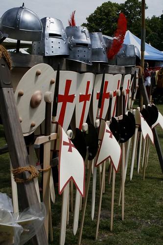 Armoury Stall