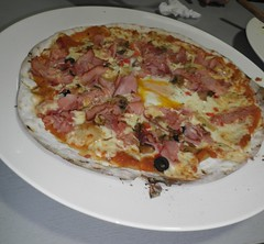 super good Italian pizza