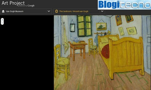 Google Art Project: Obras de Arte en Alta Resolucion