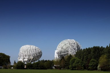 Radio Binoculars