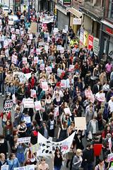 Slutwalk Manchester