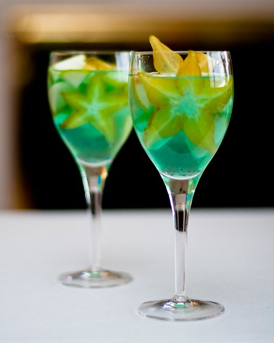 Star Fruit Sangria