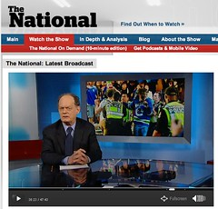 CBC Rex Murphy on the Vancouver riots - pix 04